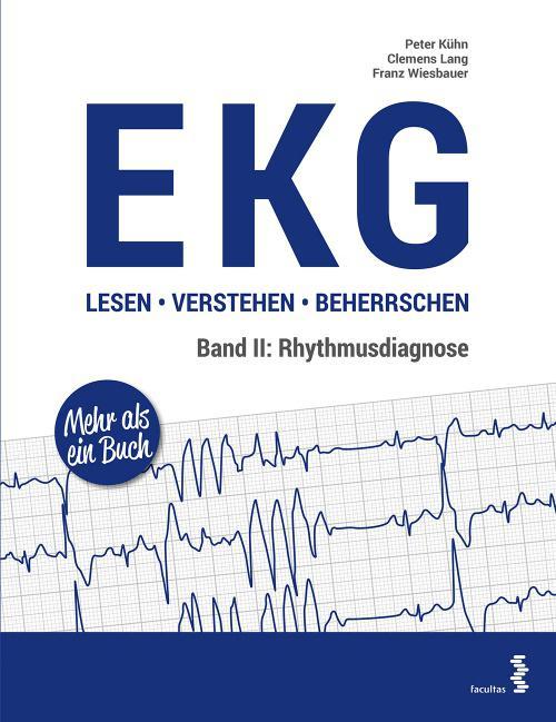 EKG lesen - verstehen - beherrschen cover