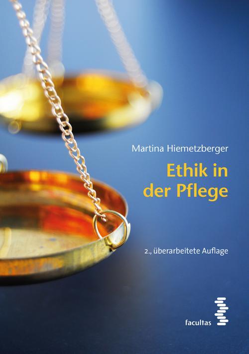 Ethik in der Pflege cover