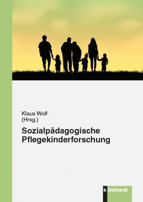 Sozialpädagogische Pflegekinderforschung cover