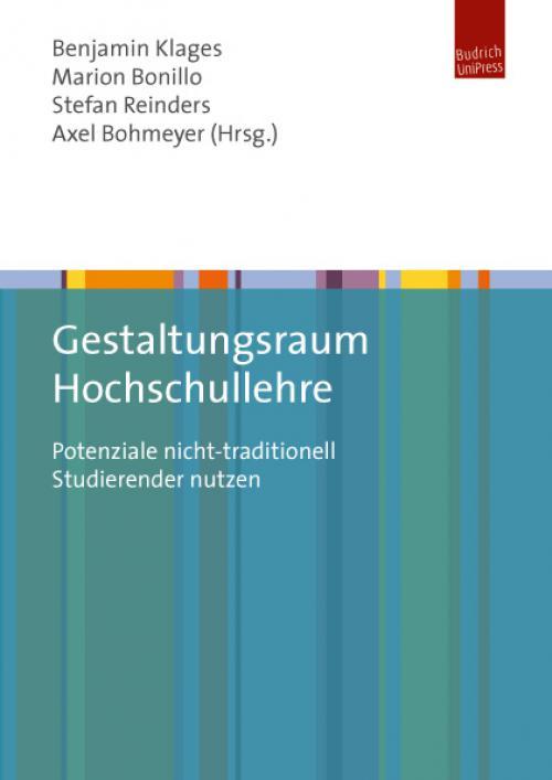 Gestaltungsraum Hochschullehre cover