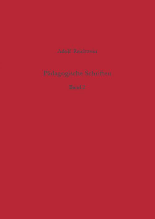 Pädagogische Schriften, Band 2 cover