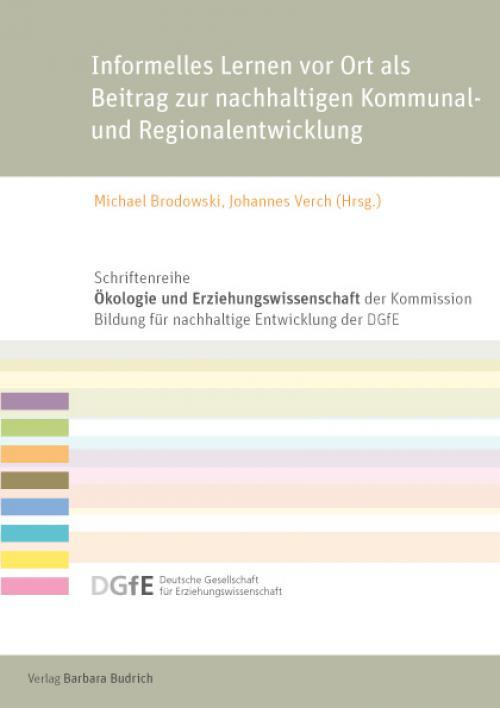 Informelles Lernen vor Ort als Beitrag zur nachhaltigen Kommunal- und Regionalentwicklung cover