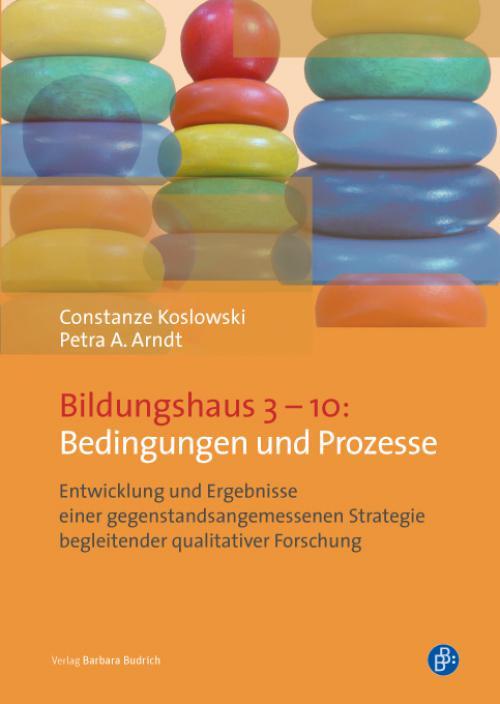 Bildungshaus 3–10: Bedingungen und Prozesse cover