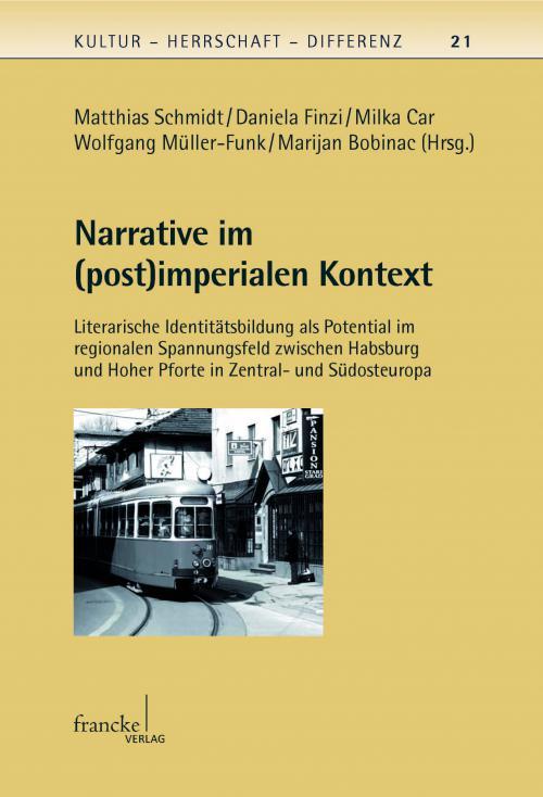 Narrative im (post)imperialen Kontext cover