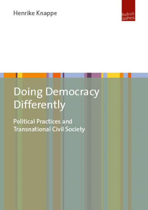 Doing Democracy Differently cover