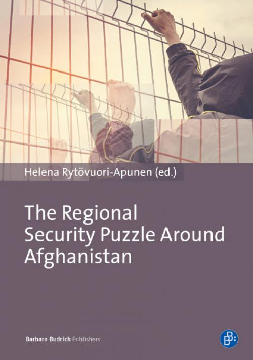 The Regional Security Puzzle around Afghanistan cover