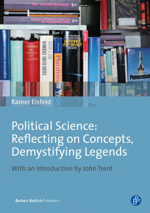 Political Science: Reflecting on Concepts, Demystifying Legends cover