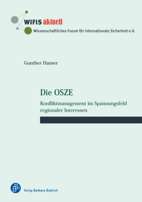 Die OSZE cover