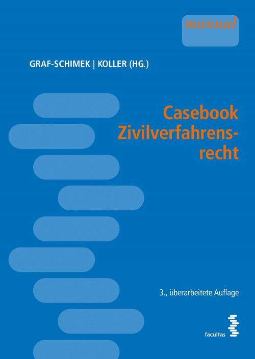 Casebook Zivilverfahrensrecht cover