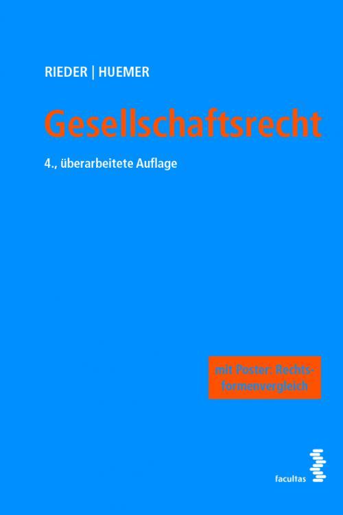 Gesellschaftsrecht cover
