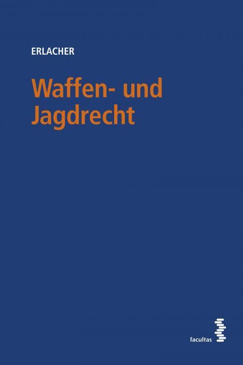 Waffen- und Jagdrecht cover