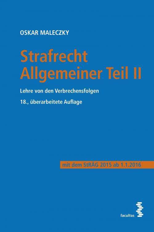 Strafrecht Allgemeiner Teil II cover