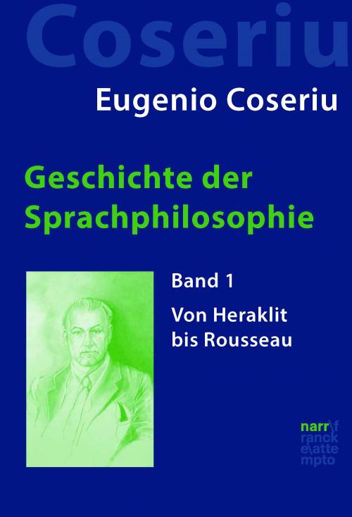 Geschichte der Sprachphilosophie cover