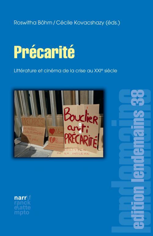 Précarité cover