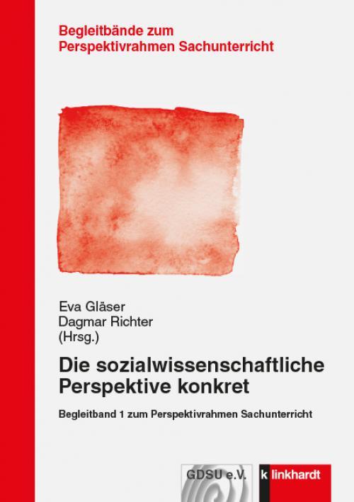 Die sozialwissenschaftliche Perspektive konkret cover
