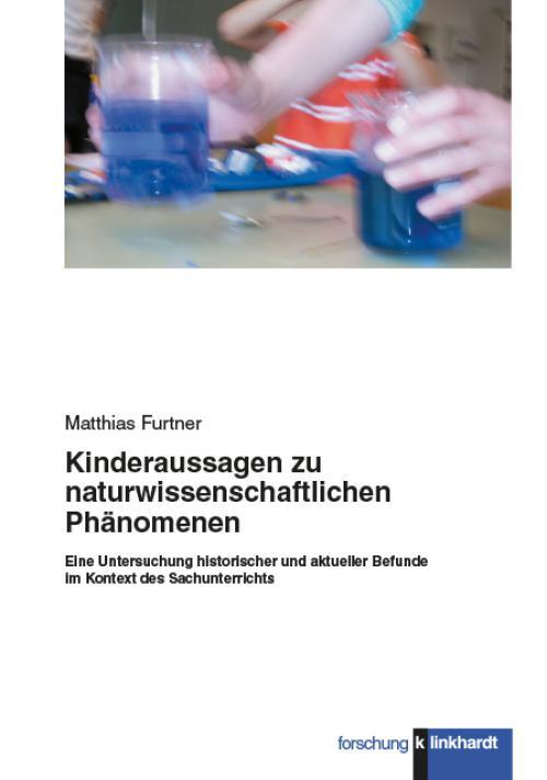 Kinderaussagen zu naturwissenschaftlichen Phänomenen cover