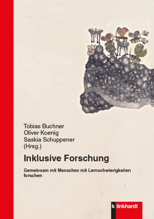 Inklusive Forschung cover