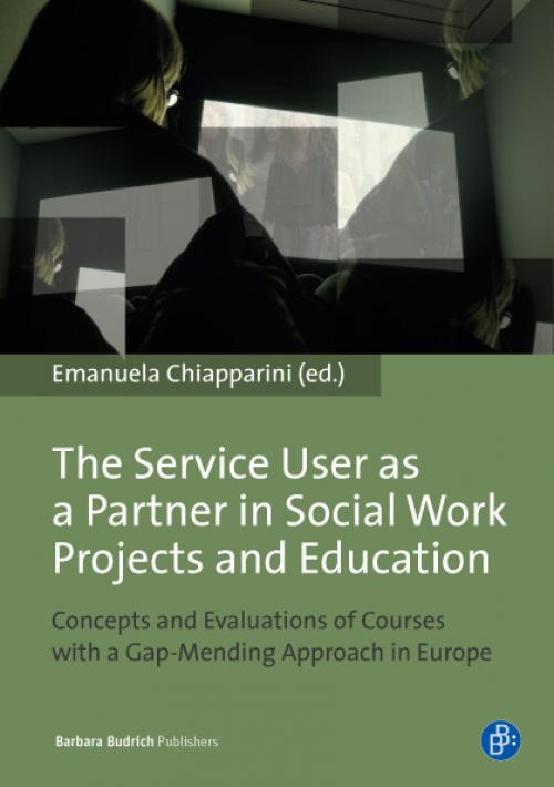 The Service User as a Partner in Social Work Projects and Education cover