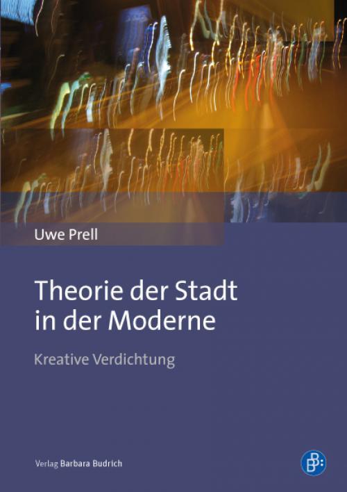 Theorie der Stadt in der Moderne cover