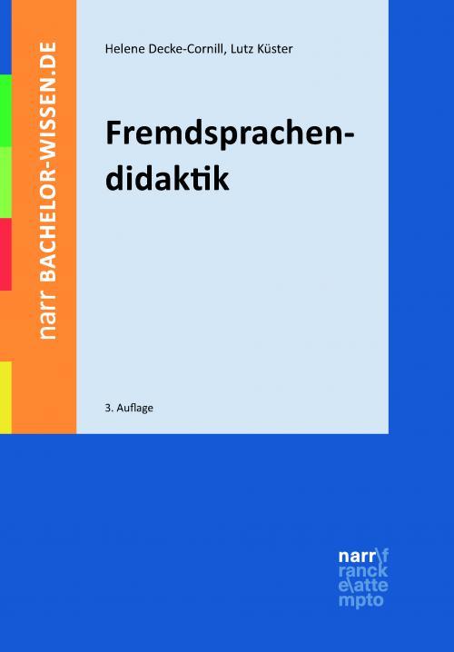 Fremdsprachendidaktik cover
