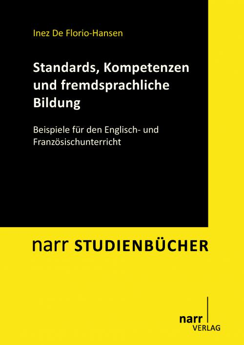 Standards, Kompetenzen und fremdsprachliche Bildung cover