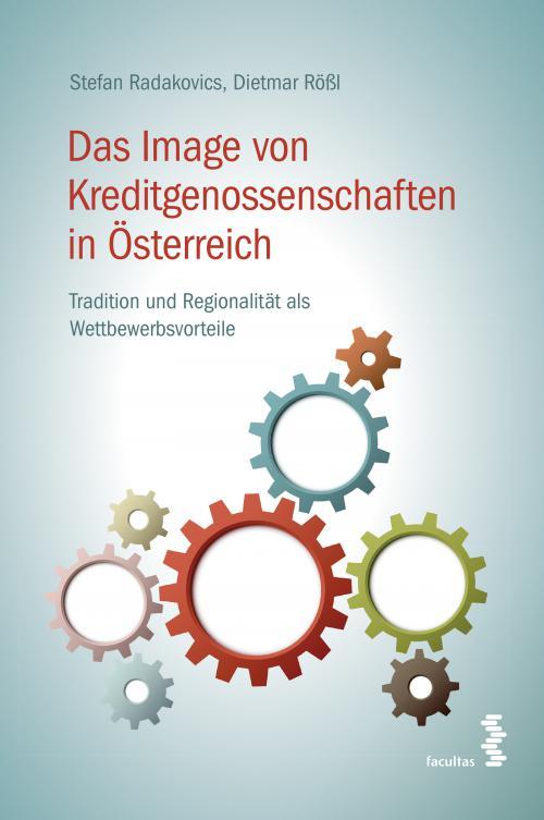 Das Image von Kreditgenossenschaften in Österreich cover