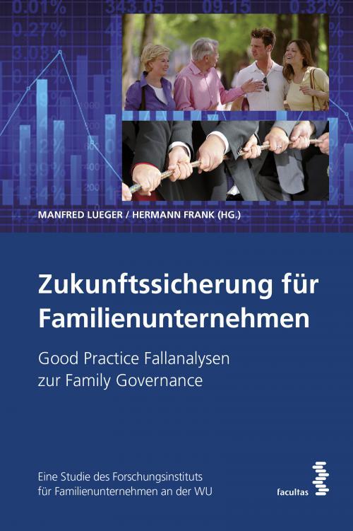 Zukunftssicherung für Familienunternehmen cover