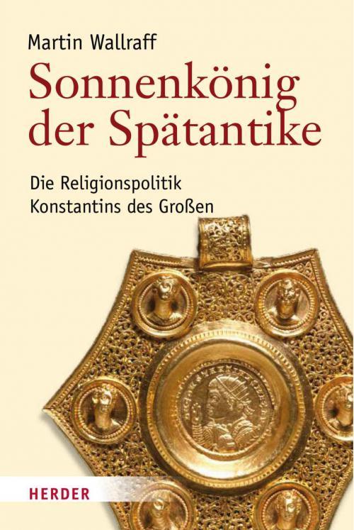 Sonnenkönig der Spätantike cover