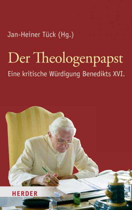 Der Theologenpapst cover