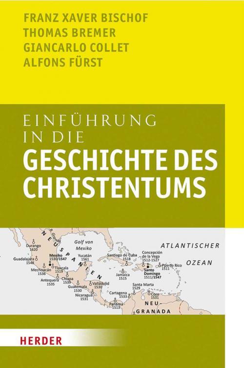 Einführung in die Geschichte des Christentums cover