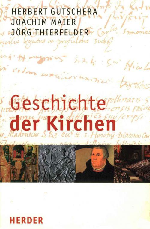 Geschichte der Kirchen cover
