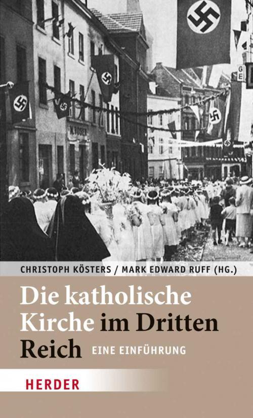 Die katholische Kirche im Dritten Reich cover