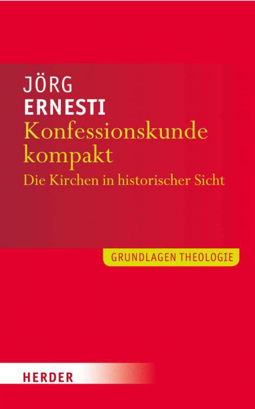 Konfessionskunde kompakt cover