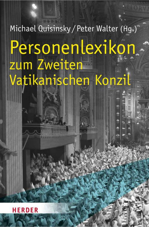 Personenlexikon zum Zweiten Vatikanischen Konzil cover