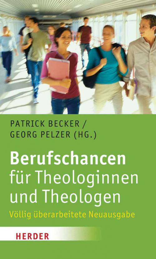 Berufschancen für Theologinnen und Theologen cover