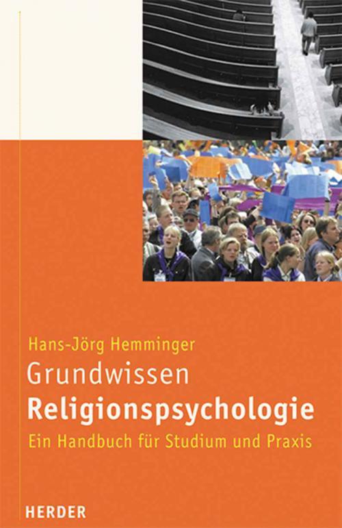Grundwissen Religionspsychologie cover