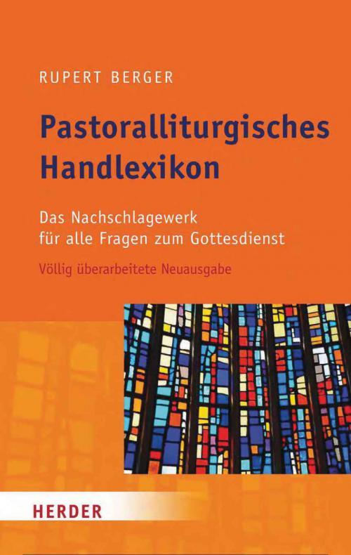 Pastoralliturgisches Handlexikon cover