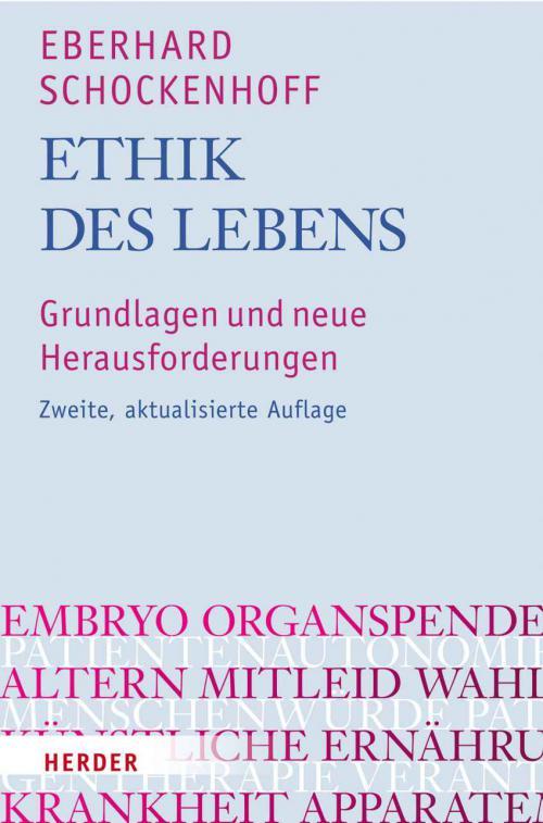 Ethik des Lebens cover