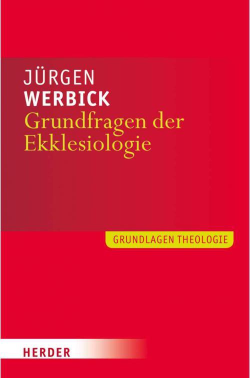 Grundfragen der Ekklesiologie cover