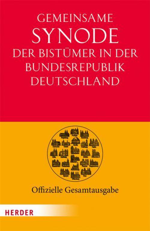 Gemeinsame Synode der Bistümer der Bundesrepublik Deutschland cover