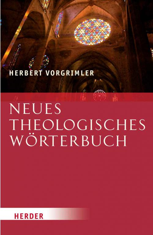 Neues Theologisches Wörterbuch cover
