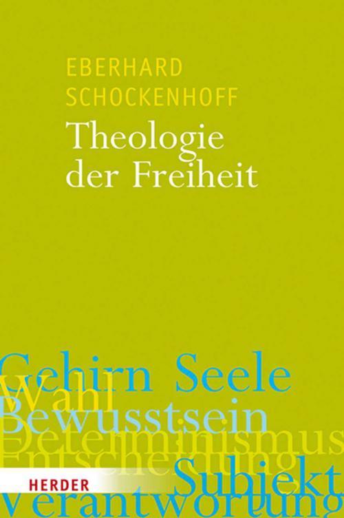 Theologie der Freiheit cover
