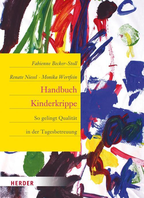 Handbuch Kinderkrippe cover