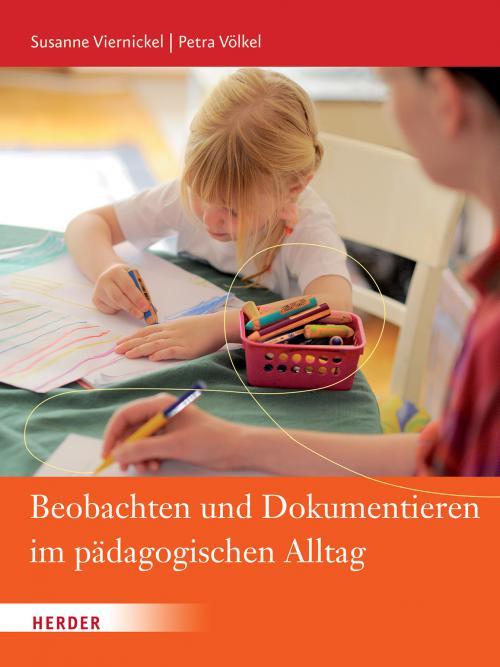 Beobachten und Dokumentieren im pädagogischen Alltag cover