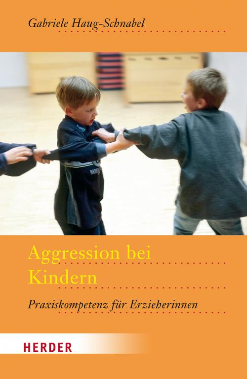 Aggression bei Kindern cover