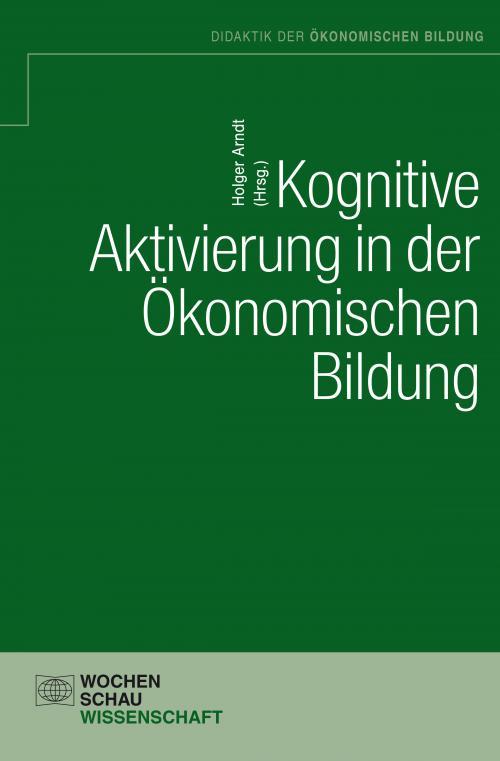 Kognititve Aktivierung in der ökonomischen Bildung cover
