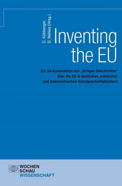 Inventing the EU cover