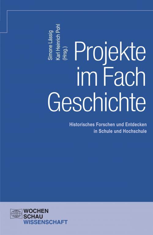 Projekte im Fach Geschichte cover