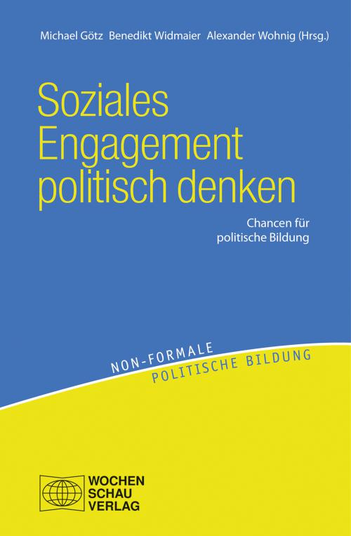 Soziales Engagement politisch denken cover