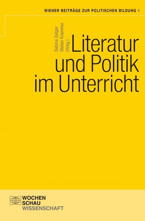 Literatur und Politik im Unterricht cover